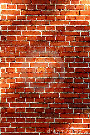 Free Red Brick Wall Royalty Free Stock Image - 1203826