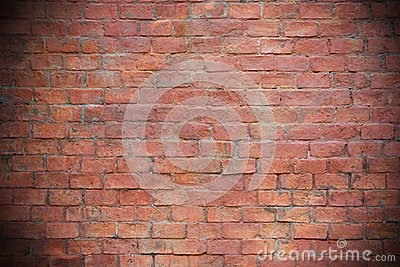 Red Brick Wall Stock Photography - Image: 28790602
