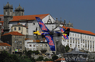 Red Bull Air Race Editorial Stock Image