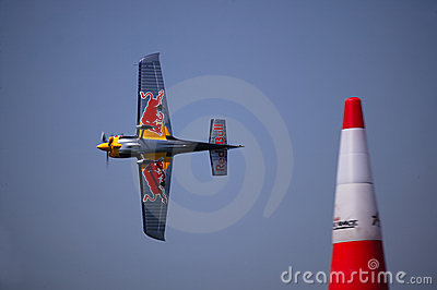 Red Bull Air Races Editorial Image