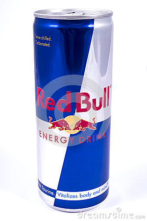 Free Red Bull Energy Drink Royalty Free Stock Photography - 83833167