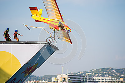 Red Bull Flugtag Flying Day Editorial Stock Image