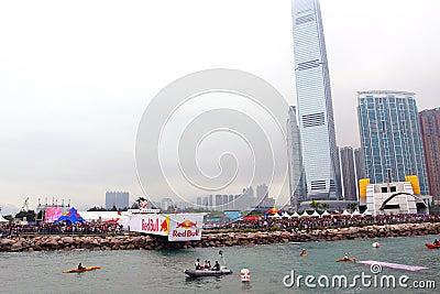 Red Bull Flugtag Hong Kong 2010 Editorial Photography