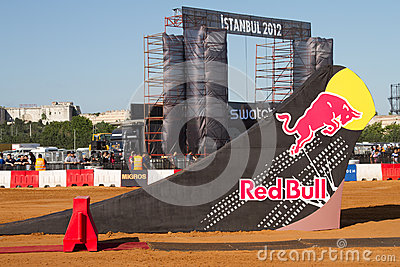 Red Bull X-Fighters Editorial Photography