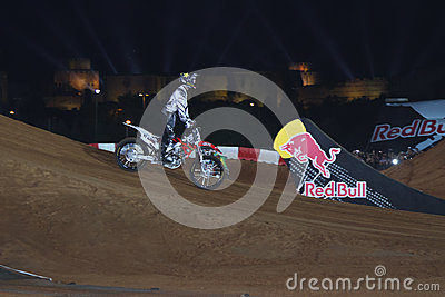 Red Bull X-Fighters Editorial Image