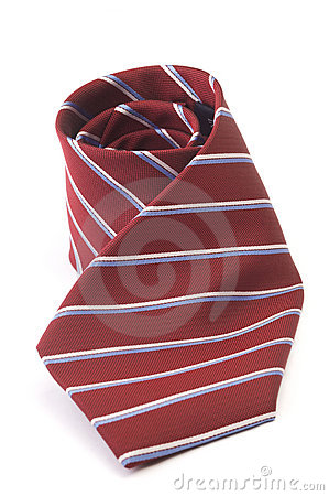 Free Red Business Tie Stock Photos - 6443953