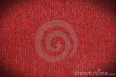 Red canvas