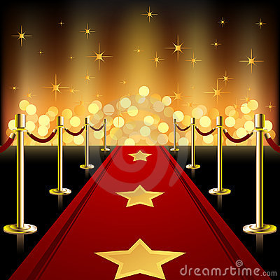 Free Red Carpet Royalty Free Stock Photos - 16177168