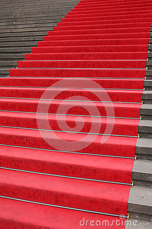 Free Red Carpet Stock Photo - 27741040