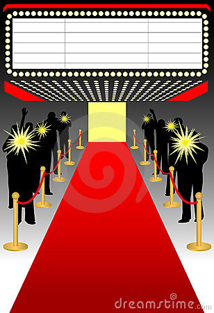 Free Red Carpet Premier/ai Stock Images - 2532064
