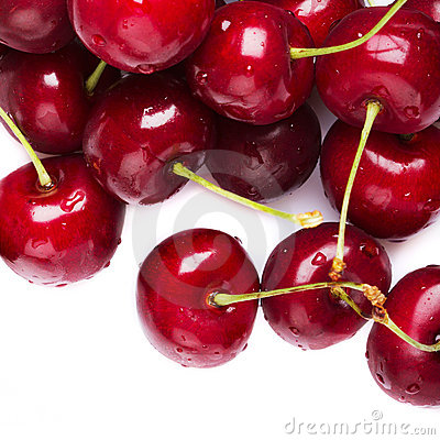 Free Red Cherries Stock Images - 15045144