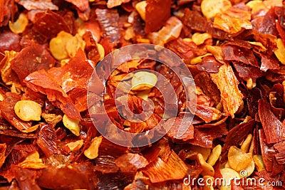 Red chili flake
