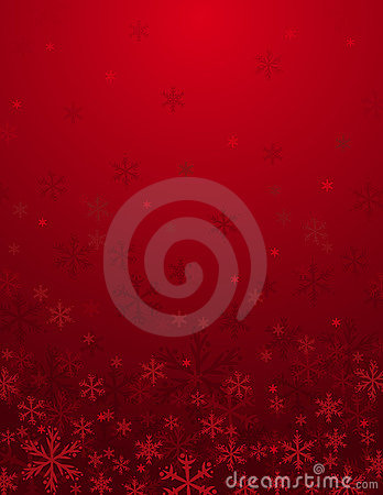 Red christmas background,
