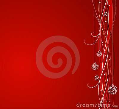 Free Red Christmas Background Royalty Free Stock Image - 6578586