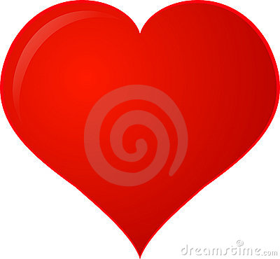 Red Clipart Heart