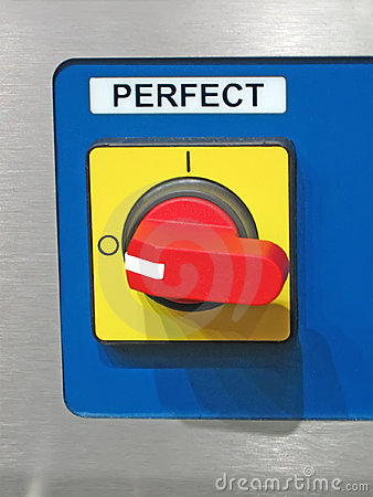 Free Red Colorful Switch, Control Panel Concept Stock Photo - 13227060