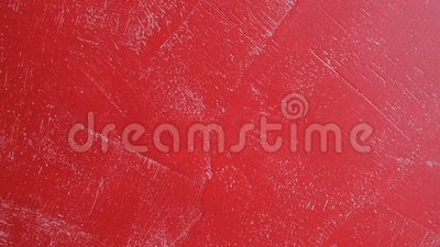 Red concrete wall - abstract background, design of interior. Red concrete wall - abstract background, design of interior stock video footage