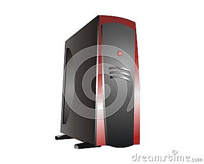 Red Cool Hosting Server