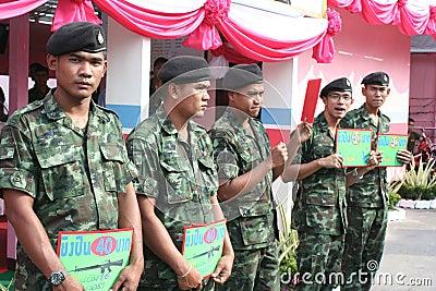 Red Cross Fair 2011 (Thailand) Editorial Photography