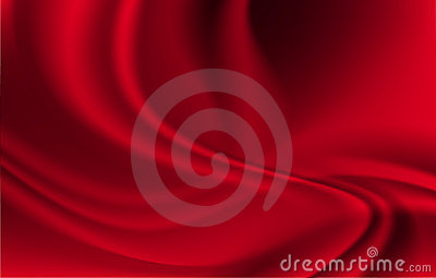 Red Curtain Textile