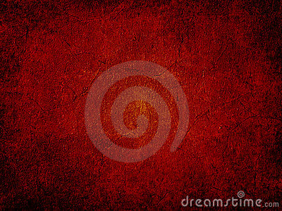 Red dark wall background