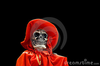 Red Death - Isolated - 2