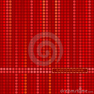 Free Red Decorative Background Stock Images - 4851424