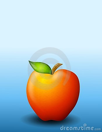 Red Delicious Apple Background