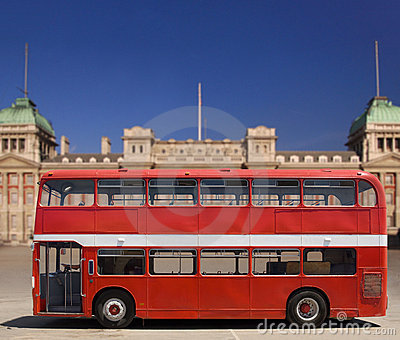Red Double Decker Bus