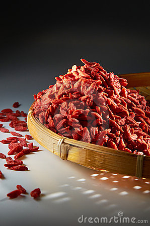 Red Dried Goji Berries