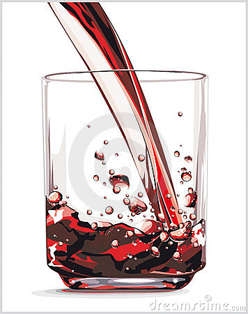 Free Red Drink Stock Photo - 4503910