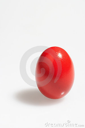 Free Red Egg Stock Photography - 608142