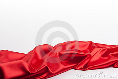 Red fabric 2