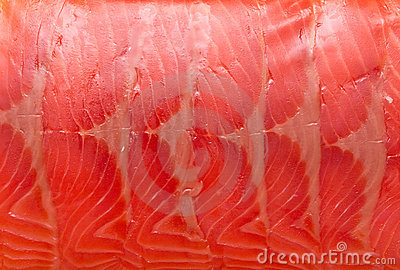 Red fish fillet