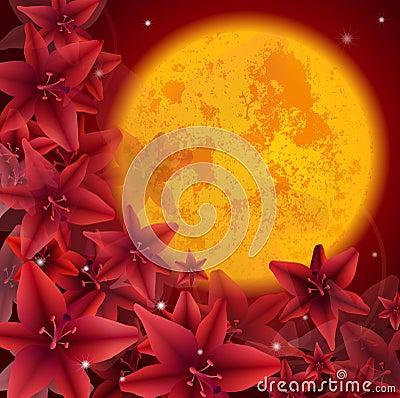 Red flower02