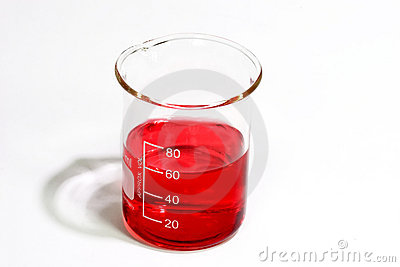 Red fluid