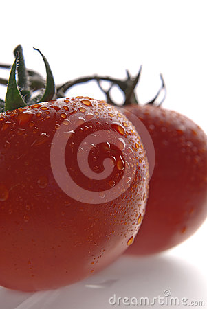 Red Fresh Tomatos Royalty Free Stock Images - Image: 24527839