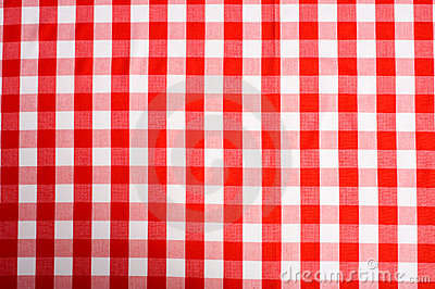 Red Gingham Background Royalty Free Stock Photo Image