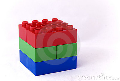 Red green and blue - Rgb cube