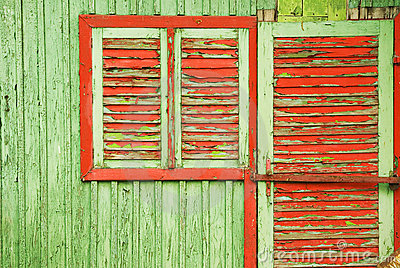 Red Green Color Contrast Stock Images - Image: 14400874