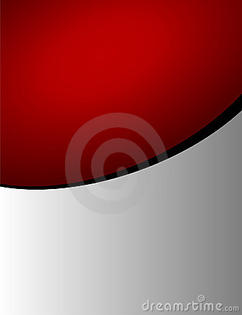 Red and Grey Background