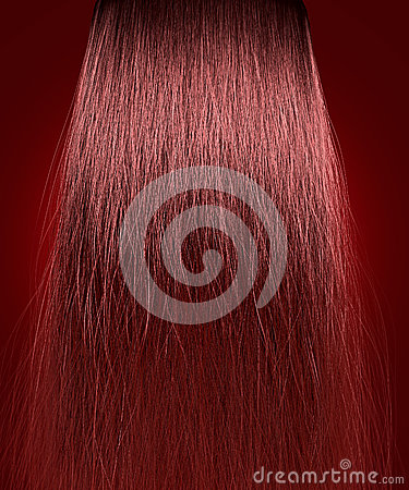 Free Red Hair Frizzy Royalty Free Stock Photos - 45852538