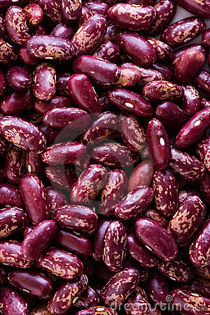 Free Red Haricot Beans Stock Photography - 11926452