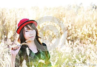 Red hat pretty girl02