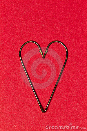 Red Heart of Hooks