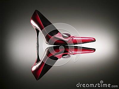 Red High Heels-187
