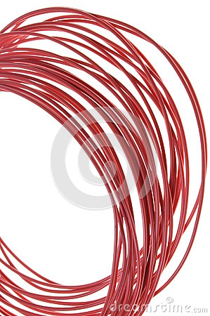 Red hot power cable