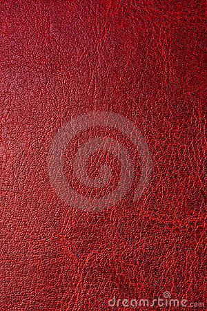 Free Red Leather Background Stock Image - 24189081