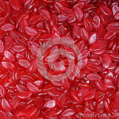 Free Red Lips Jelly Sweets Royalty Free Stock Photo - 43478615