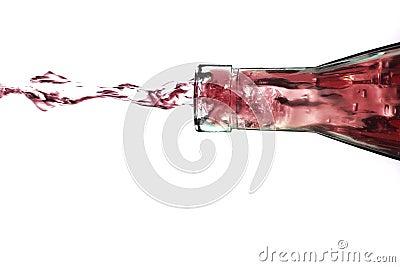 Red liquid  3